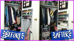 clean with me closet cleaning u0026 organization youtube