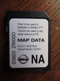 nissan qashqai map update amazon com zw00d 10 11 12 13 nissan connect sd card navigation