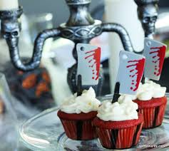 Cup Cakes Halloween by Red Velvet Cupcakes Soffia Wardy