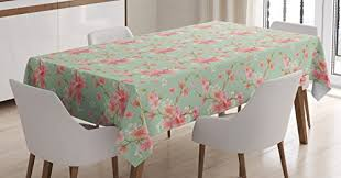 23 great floral tablecloths heap home products