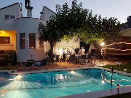 wunderschönes villa mit pool in barcelona