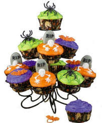 Wilton Cupcake Decorating Halloween Cupcake Decorating Ideas