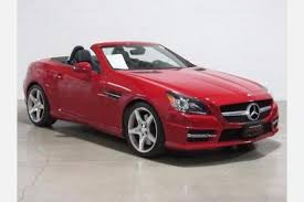 mercedes in illinois used mercedes slk class for sale in chicago il edmunds