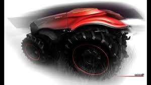 case ih autonomous concept tractor cnh case ih autonomous