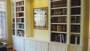 Bookcase Plan Built In Bookcases Family Handyman In Built In Bookcase Plans