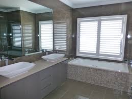 attractive matt or gloss bathroom tiles part 1 white gloss