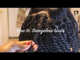 how many packs of expression hair for twists twist from the root senegalese twists on relaxed hair youtube