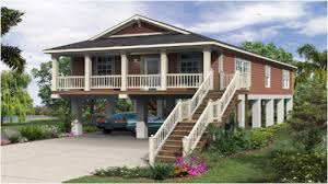 extraordinary raised beach house plans gallery best inspiration