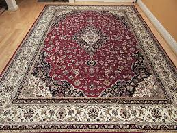 Faux Persian Rugs by Amazon Com Silk Rug Red Persian Area Rug Traditional Silk Rugs