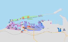 parcheggio auto porto civitavecchia mappa porto di civitavecchia port mobility civitavecchia