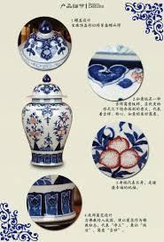 Blue And White Vases Antique Jingdezhen Chinese Porcelain Vase Antique Blue And White Temple