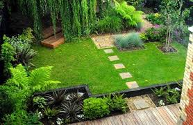 tropical gardens ese and garden design clipgoo also backyards