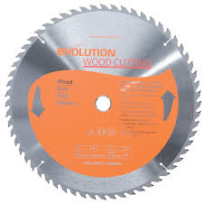 Saw Blade For Laminate Wood Flooring Shop Evolution 14 In 60 Tooth Dry Standard Tungsten Carbide Tipped