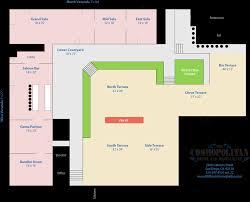cosmopolitan floorplan u2014 cosmopolitan weddings
