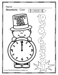 fern u0027s freebie friday free color for fun new years and winter