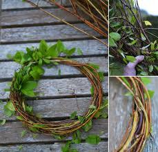How To Make Wreaths 15 Minute Make Autumn Wreath Diy Decorator U0027s Notebook