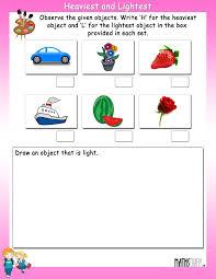 ukg math worksheets page 7