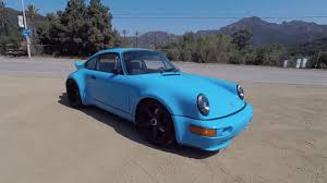porsche 964 porsche 964 turbo with an andial 3 8 l flat six u2013 engine swap depot