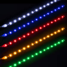 aliexpress com buy 2pcs waterproof car led strip light drl car