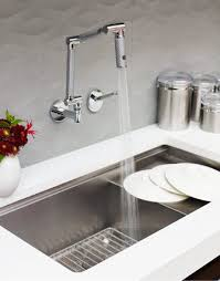 wall mounted kitchen sink faucets 25 best faucet images on wall mount kitchen faucet