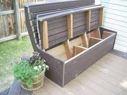 Build Deck Bench Seating Deck Storage Bench Seat Top Features Deck Storage Bench U2013 Home