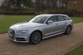 audi a6 a audi a6 avant 2015 drive home from stately home pocket lint