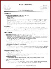 college student resume template 2 college student resume template no experience previous employment