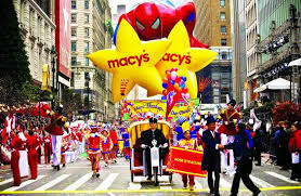 photos of macy s thanksgiving day parade thanksgiving 2018