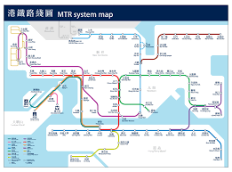 Metrorail Map Mtr Corp U0027s First Competitive Advantage Byte Sized Investments Bsi