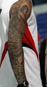 david beckham and his tattoos com