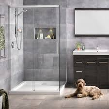 designing your bathroom athena bathrooms motio 1200x1000 2 sided shower on tiled wall rrp 2830