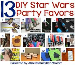 wars party favors 75 diy wars party ideas about family crafts