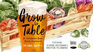 Farm To Table Denver by 8 Must Do January Events Diningout Denver Boulder