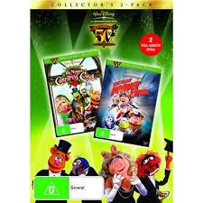 great muppet caper the muppet carol dvd jb hi fi