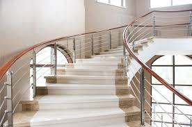 how to install carpet on curved stairs hunker