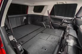 2014 toyota 4runner 3rd row does the toyota 4runner standard third row seating