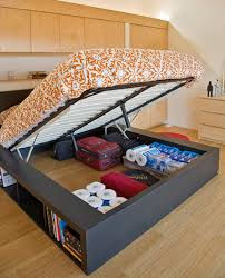 Ideas For A Guest Bedroom - 12 ingenious hideaway storage ideas for small spaces bed storage