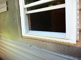 install j channel around windows and doors for vinyl siding diysrc
