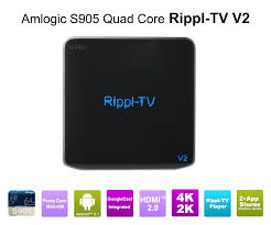 best android media player rippl tv v2 best android box amlogic s905 android 5 1 lollipop