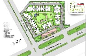green plans green space panchkula site map