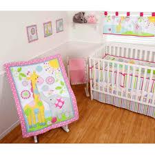 Nursery In A Bag Crib Bedding Set by Sumersault Circle Dots 9 Piece Nursery In A Bag Crib Bedding Set