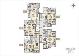 fire escape floor plan fairmont floor plan