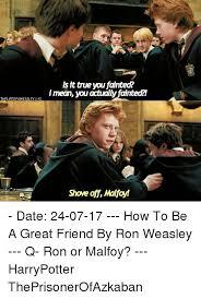 Ron Weasley Meme - 25 best memes about ron weasley ron weasley memes