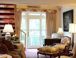 cozy country style curtains for living room excellent decoration