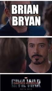 Bryan Meme - meme creator brian bryan meme generator at memecreator org