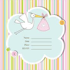 blank baby shower invitations ilcasarosf com