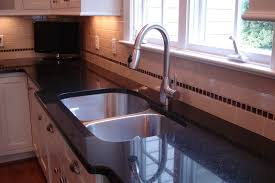 countertops 53 beautiful cream kitchen cabinets with dark granite