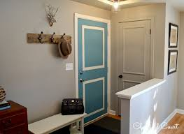 Paint Closet Doors Painting A Door The Same Color As Your Walls
