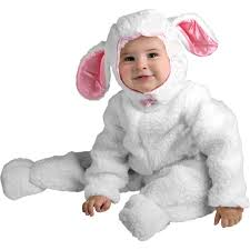 party city category halloween costumes baby toddler infant infant amazon com infant farm animal baby lamb halloween costume 6 18