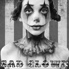 Clown Makeup Ideas For Halloween by Sad Clown Transformation Halloween 2014 Youtube
